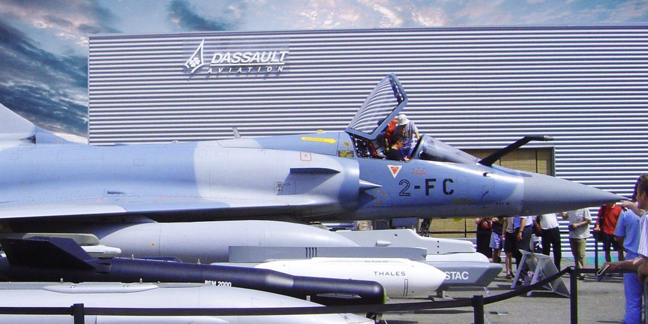 Falcon 7X - 8X / Falcon 2000 / Falcon 900 / Rafale / Mirage / Alpha Jet